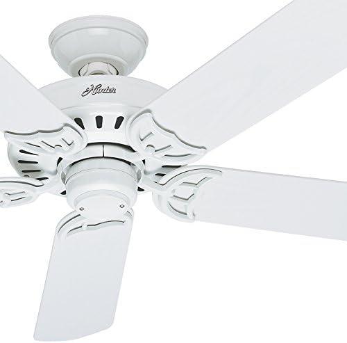 Hunter Fan 52 inch Damp Rated Outdoor Ceiling Fan