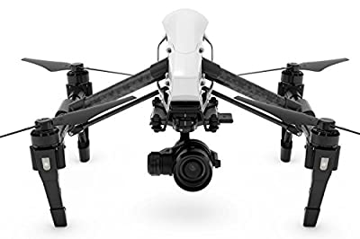 DJI Inspire 1 RAW Bundle with Zenmuse X5R, 4 Batteries, Remote Harness, Dual Remotes & more...