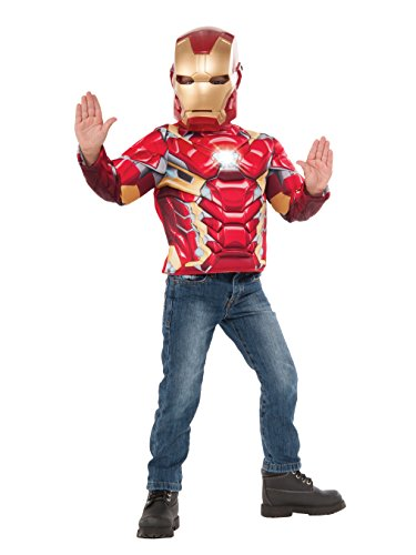 Iron Man Light Up Child Costume