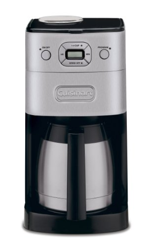 Cuisinart DGB 650BC Thermal Automatic Coffeemaker