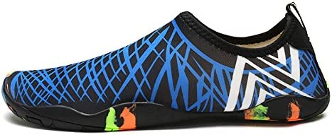 DoGeek Water Shoes Men Womens Aqua Shoes Outdoor Beach Swimming Aqua Socks Quick-Dry Barefoot Shoes for Surfing Yoga Pilates Beach Vacation