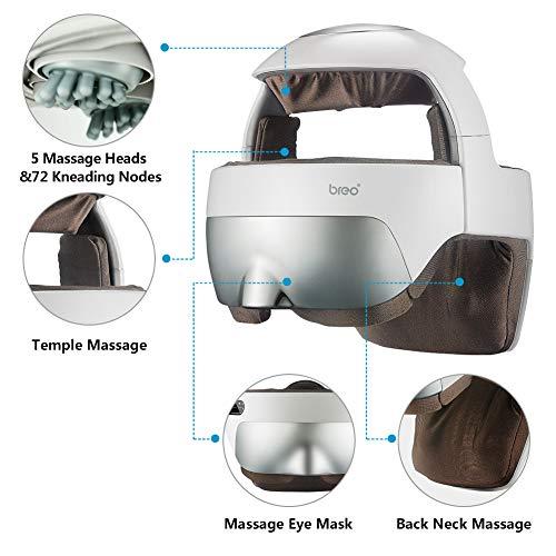 Breo iDream 5 Head Massager