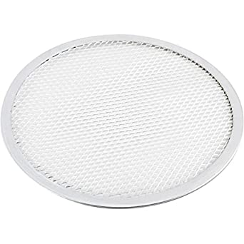 Rejilla para pizza Genware PS-14, 35,6 cm: Amazon.es: Industria ...