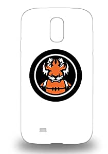 Awesome 3D PC Case Cover Galaxy S4 Defender 3D PC Case Cover NFL Cincinnati Bengals Logo ( Custom Picture iPhone 6, iPhone 6 PLUS, iPhone 5, iPhone 5S, iPhone 5C, iPhone 4, iPhone 4S,Galaxy S6,Galaxy S5,Galaxy S4,Galaxy S3,Note 3,iPad Mini-Mini 2,iPad Air )