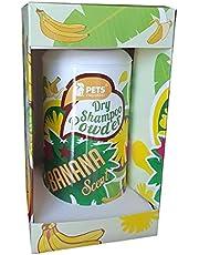 Pets Republic Dry Powder Shampoo Banana 500g