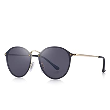 YYXXZZ Gafas de sol Gafas de Sol ovaladas para Hombre/Mujer ...