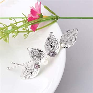 61d6a4fd85af8 Image Unavailable. Image not available for. Color  Girl S Fashion Hair  Accessories Simulated Pearl