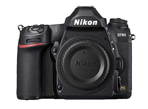 Nikon D780 DSLR Camera [Body Only] International Version – No Warranty (Black)