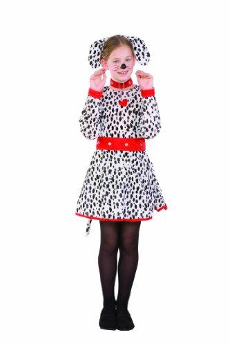RG Costumes Dalmatian Costume, Child Large/Size (101 Dalmatians Halloween Costumes)