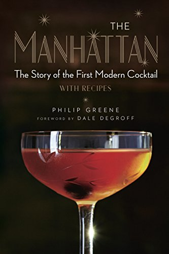 Soap Manhattan (The Manhattan: The Story of the First Modern Cocktail with Recipes)