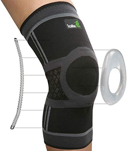 TechWare Pro Knee Compression Sleeve product image