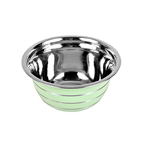 kosma-premium-stainless-steel-deep-mixing-bowl-salad-bowl-in-green-colour-exterior-and-mirror-finish