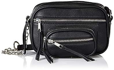 The Drop Newport Adjustable Crossbody Camera Bag, Black