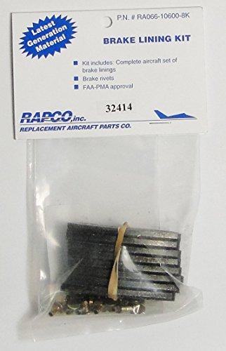 Rapco Ra66-105-4k Brake Line Kit 4 (10500 Brake)