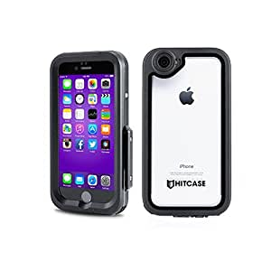 Hitcase PRO Case With Wide Lens for Apple iPhone 7/8 - Black