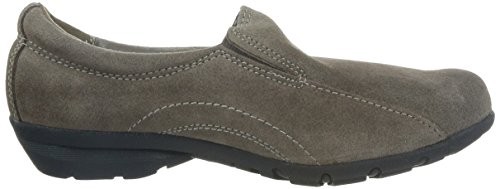 Taupe Fashion Womens Skechers Bee Taupe Skechers Bee Worker Caree Sneaker Skechers Womens Sneaker Worker Fashion Caree AOnpZY