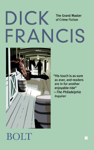 Bolt Dick Francis Novel ebook product image