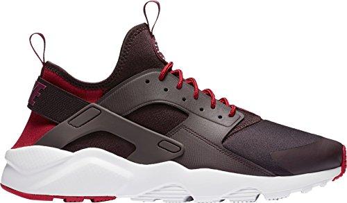 NIKE Herren Huarache Run Ultra Running Sneaker Portwein / Bordeaux