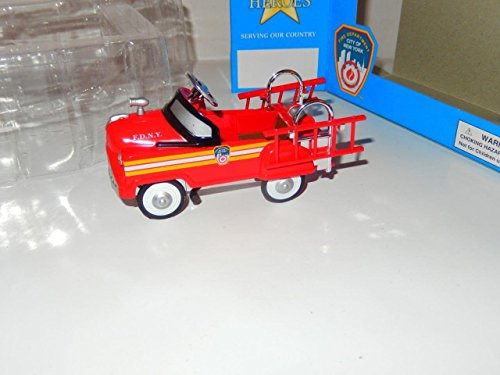 Fdny fdny diecast 1 43rd scale pedal car 94529 shop for Affordable furniture 43rd
