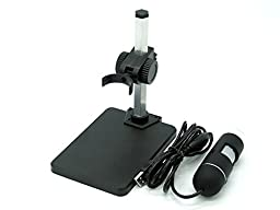 New Landing Continuos Focal 1-500x Usb Microscope