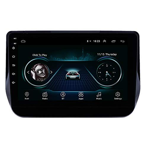 Car Head Unit Auto Radio Android 8.1 9 Inch for 2017-2019 Hyundai H1 Grand Starex Stereo with Bluetooth USB AUX WiFi Carplay DAB (Best Android Auto Head Unit)
