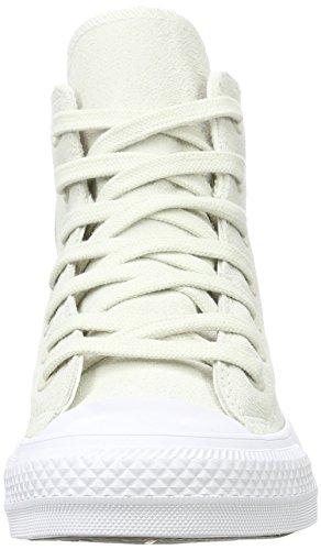 Unisex Hi – Buff Adulto Collo Alto White Sneaker Bianco a Converse Ctas S5zqww8