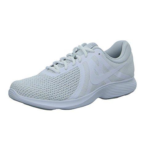 EU Femme White Pure Platinum Revolution 100 White Fitness Nike Chaussures WMNS de 4 Blanc Pvxqgtw0
