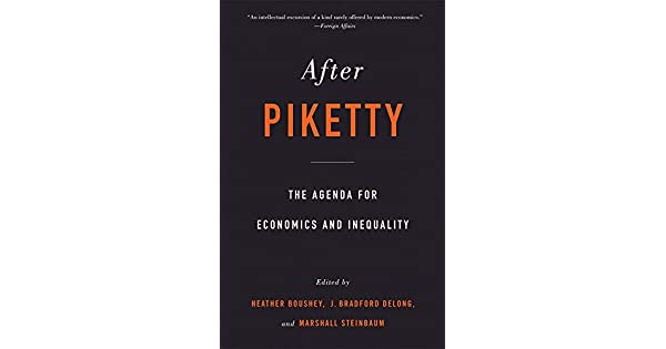 Amazon.com: After Piketty: The Agenda for Economics and ...