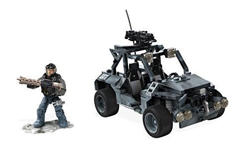 Mega Construx Call of Duty ATV Ground Recon Building Set from Mega Bloks