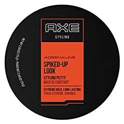 Axe Styling Spiked-Up Look Putty 2.64 oz ( Pack of 3)