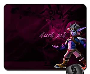 DARK JAK Mouse Pad, Mousepad (10.2 x 8.3 x 0.12 inches)