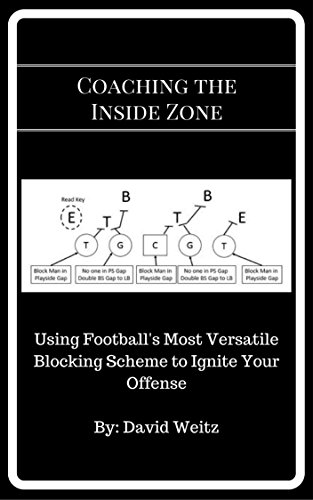 Amazon Com Coaching The Inside Zone Using Football S Most