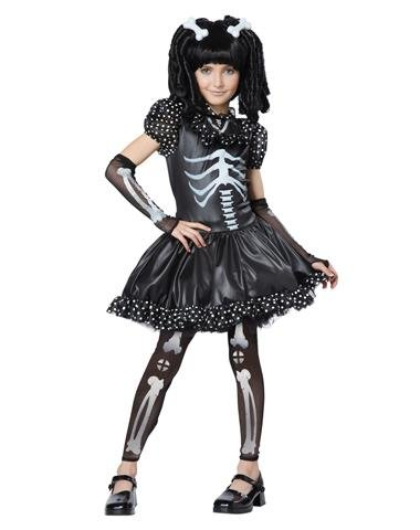 More Skeleton Costumes for Girls  sc 1 st  Best Costumes for Halloween & Girls Skeleton Halloween Costumes
