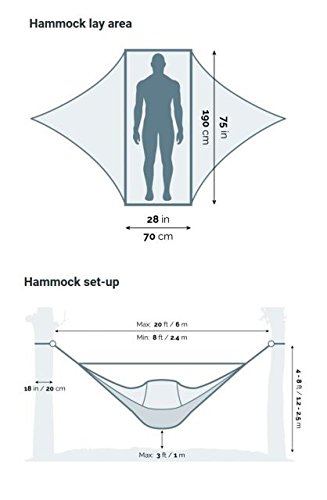 Amok Draumr 3.0 Complete Hammock System by Amok Equipment (Image #2)