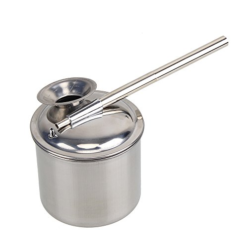 WEONE Atomizer Glaze Glazing Pot 200ML for Pottery Painting Sprayer Handcraft Tool