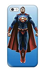 High Impact Dirt/shock Proof Case Cover For Iphone 5/5s (superman Facebook Cover) by supermalls