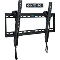Mounting Dream MD2268 Tilting TV Wall Mount Bracket for Most 42-70 Inch LED, LCD and Plasma Flat Screen TV up to VESA 600mm and 132 lbs.
