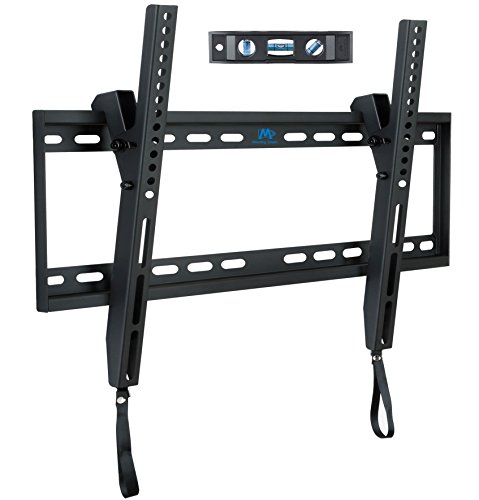 Mounting Dream MD2268 Tilting TV Wall Mount Bracket for Most 42-70 Inch LED, LCD and Plasma Flat Screen TV up to VESA 600mm and 132 (30 Lcd Flush Mount)