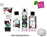 Bath and Body Works PINK MAGNOLIA Deluxe Gift Set