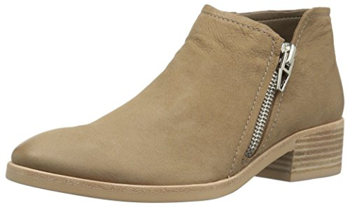 Dolce Vita Women's Trent Ankle Boot, Olive Nubuck, 7.5 M US (Boots Vita Dolce 7)