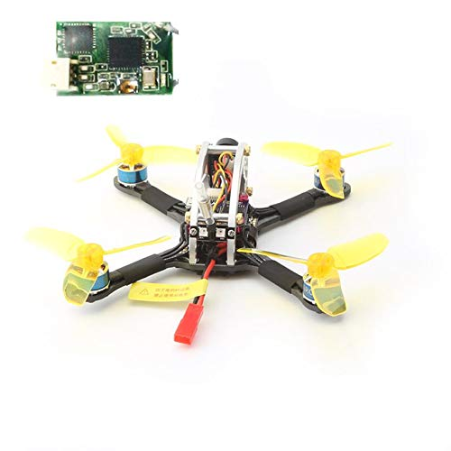 Wikiwand LDARC Flyegg V2 5.8G Brushless OSD Cam DSM2 RX Mini FPV RC Racing Drone PNP by Wikiwand (Image #1)