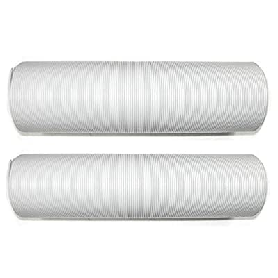 Whynter ARC-EH-TYPE-L-S-SET V2 Intake and Exhaust hose set for Portable Air Conditioner Models ARC-110WD & ARC-131GD