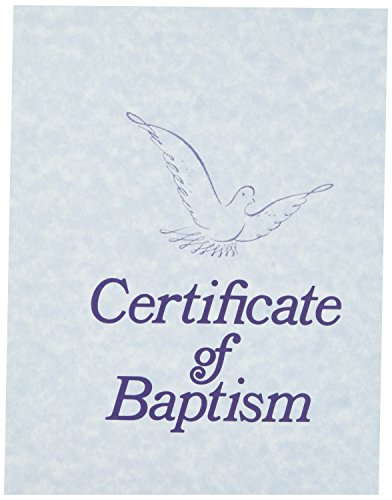 Baptism Certificate - 8