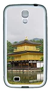 Samsung Galaxy S4 I9500 Cases & Covers - Kinkaku Ji Kyoto Japan Custom TPU Soft Case Cover Protector for Samsung Galaxy S4 I9500 - White