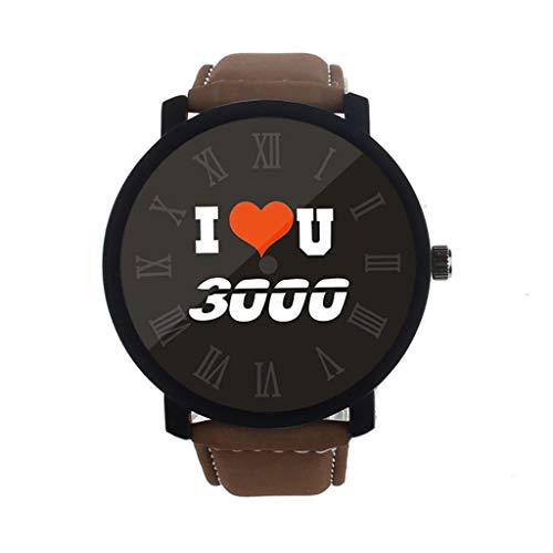 Garish❤️❤️Women's/Men's I Love You 3000