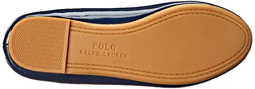 Ralph Kids Kid Nellie Flat Lauren Navy Big Polo Kid Little Patent Ballet Toddler 4AwdfAEq