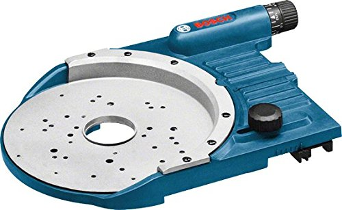 Bosch Professional 1600Z0000G Fsn Ofa Guide Rail Adapter For All Routers Guide Rail Adaptor