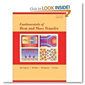Fundamentals of Heat and Mass Transfer (6 Edition)
