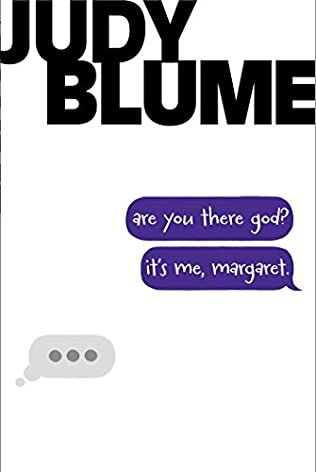 book cover of Are You There, God? It\'s Me, Margaret