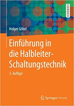 Book Einführung in die Halbleiter-Schaltungstechnik (Springer-Lehrbuch)